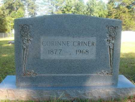 CRINER, CORINNE - Ouachita County, Arkansas | CORINNE CRINER - Arkansas Gravestone Photos