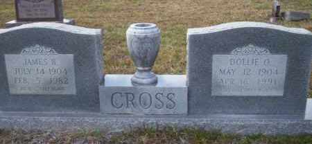 CROSS, DOLLIE O - Ouachita County, Arkansas | DOLLIE O CROSS - Arkansas Gravestone Photos