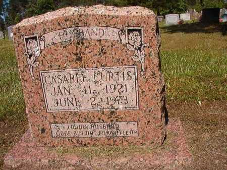 CURTIS, CASAREE - Ouachita County, Arkansas | CASAREE CURTIS - Arkansas Gravestone Photos