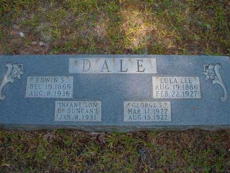 DALE, GEORGE S - Ouachita County, Arkansas | GEORGE S DALE - Arkansas Gravestone Photos