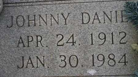 DANIEL, JOHNNY - Ouachita County, Arkansas | JOHNNY DANIEL - Arkansas Gravestone Photos
