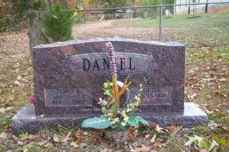 DANIEL, JAMES E - Ouachita County, Arkansas | JAMES E DANIEL - Arkansas Gravestone Photos