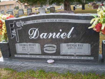 DANIEL, THOMAS HENRY - Ouachita County, Arkansas | THOMAS HENRY DANIEL - Arkansas Gravestone Photos