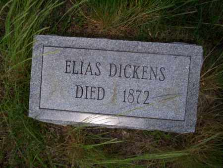DICKENS, ELIAS - Ouachita County, Arkansas | ELIAS DICKENS - Arkansas Gravestone Photos