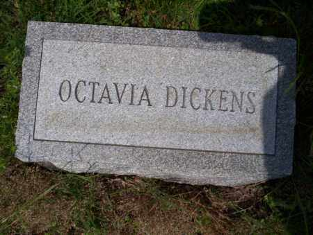 DICKENS, OCTAVIA - Ouachita County, Arkansas | OCTAVIA DICKENS - Arkansas Gravestone Photos