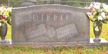 DIFFIE, REECE - Ouachita County, Arkansas | REECE DIFFIE - Arkansas Gravestone Photos