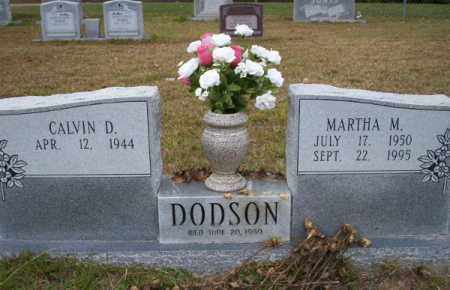 DODSON, MARTHA M - Ouachita County, Arkansas | MARTHA M DODSON - Arkansas Gravestone Photos