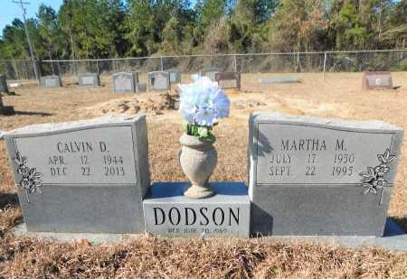 DODSON, MARTHA M - Ouachita County, Arkansas | MARTHA M DODSON - Arkansas Gravestone Photos