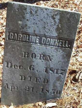 DONNELL, CAROLINE - Ouachita County, Arkansas | CAROLINE DONNELL - Arkansas Gravestone Photos
