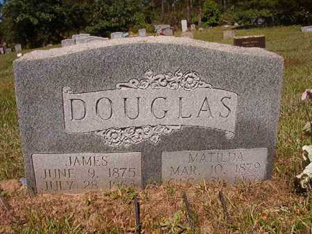 DOUGLAS, MATILDA - Ouachita County, Arkansas | MATILDA DOUGLAS - Arkansas Gravestone Photos