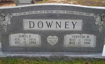 DOWNEY, JAMES R - Ouachita County, Arkansas | JAMES R DOWNEY - Arkansas Gravestone Photos