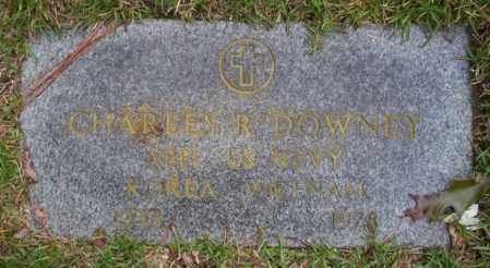 DOWNEY (VETERAN 2 WARS), CHARLES R - Ouachita County, Arkansas | CHARLES R DOWNEY (VETERAN 2 WARS) - Arkansas Gravestone Photos