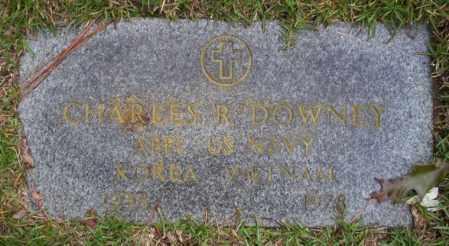 DOWNEY (VETERAN 2 WARS), CHARLES R - Ouachita County, Arkansas | CHARLES R DOWNEY (VETERAN 2 WARS) - Arkansas Gravestone Photos