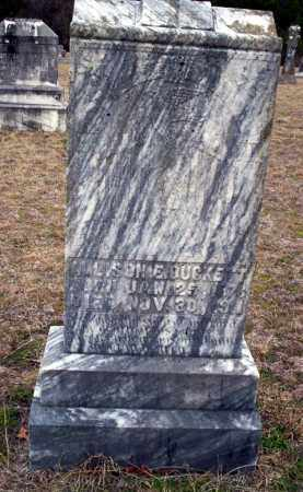 DUCKETT, ALLISON - Ouachita County, Arkansas | ALLISON DUCKETT - Arkansas Gravestone Photos