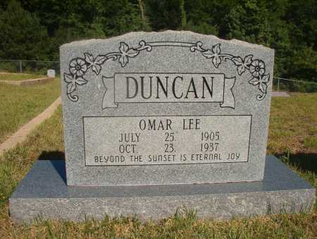 DUNCAN, OMAR LEE - Ouachita County, Arkansas | OMAR LEE DUNCAN - Arkansas Gravestone Photos