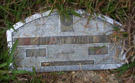 DUNN, INFANT - Ouachita County, Arkansas | INFANT DUNN - Arkansas Gravestone Photos