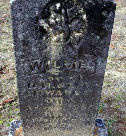 EDWARDS, WILLIE - Ouachita County, Arkansas | WILLIE EDWARDS - Arkansas Gravestone Photos