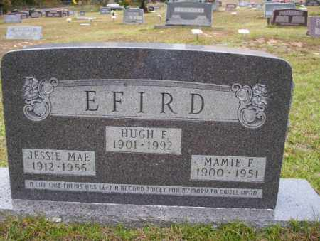 EFIRD, HUGH F - Ouachita County, Arkansas | HUGH F EFIRD - Arkansas Gravestone Photos