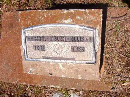 ELLIS, HELEN - Ouachita County, Arkansas | HELEN ELLIS - Arkansas Gravestone Photos
