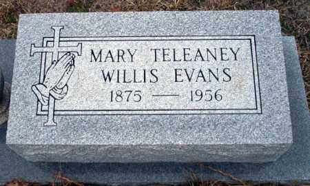 EVANS, MARY - Ouachita County, Arkansas | MARY EVANS - Arkansas Gravestone Photos