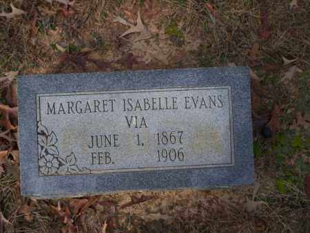 EVANS, MARGARET ISABELLE - Ouachita County, Arkansas | MARGARET ISABELLE EVANS - Arkansas Gravestone Photos