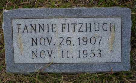 FITZHUGH, FANNIE - Ouachita County, Arkansas | FANNIE FITZHUGH - Arkansas Gravestone Photos