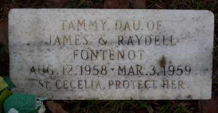 FONTENOT, TAMMY - Ouachita County, Arkansas | TAMMY FONTENOT - Arkansas Gravestone Photos