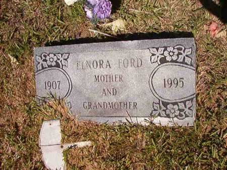 FORD, ELNORA - Ouachita County, Arkansas | ELNORA FORD - Arkansas Gravestone Photos