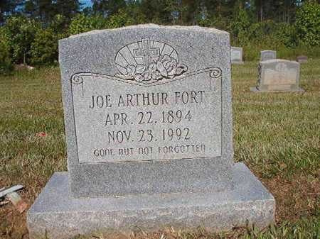 FORT, JOE ARTHUR - Ouachita County, Arkansas | JOE ARTHUR FORT - Arkansas Gravestone Photos