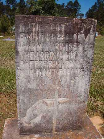FORT, RUTH - Ouachita County, Arkansas | RUTH FORT - Arkansas Gravestone Photos