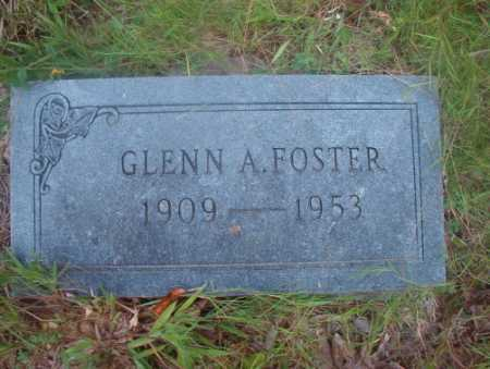 FOSTER, GLENN A - Ouachita County, Arkansas | GLENN A FOSTER - Arkansas Gravestone Photos