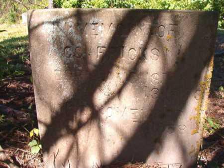 FRICKS, G S - Ouachita County, Arkansas | G S FRICKS - Arkansas Gravestone Photos