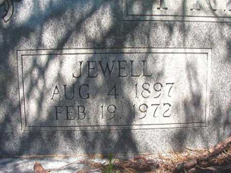 FRICKS, JEWELL - Ouachita County, Arkansas | JEWELL FRICKS - Arkansas Gravestone Photos