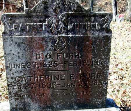 FURR, CATHERINE E - Ouachita County, Arkansas | CATHERINE E FURR - Arkansas Gravestone Photos