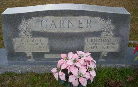 "GARNER, B.J. ""BEE"" - Ouachita County, Arkansas 
