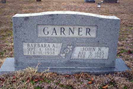GARNER, BARBARA A - Ouachita County, Arkansas | BARBARA A GARNER - Arkansas Gravestone Photos