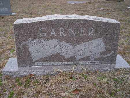 GARNER, EVE S - Ouachita County, Arkansas | EVE S GARNER - Arkansas Gravestone Photos