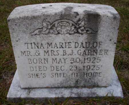 GARNER, TINA MARIE - Ouachita County, Arkansas | TINA MARIE GARNER - Arkansas Gravestone Photos