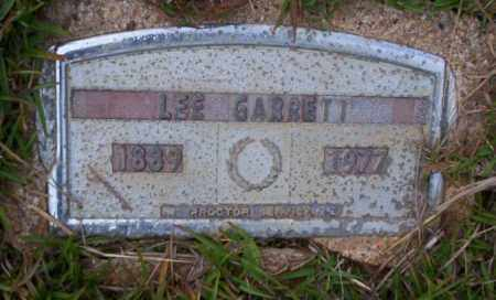 GARRETT, LEE - Ouachita County, Arkansas | LEE GARRETT - Arkansas Gravestone Photos