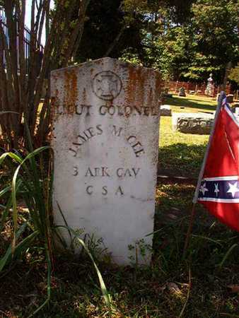 GEE (VETERAN CSA), JAMES MADISON - Ouachita County, Arkansas | JAMES MADISON GEE (VETERAN CSA) - Arkansas Gravestone Photos