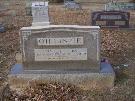 GILLESPIE, ETTA - Ouachita County, Arkansas | ETTA GILLESPIE - Arkansas Gravestone Photos