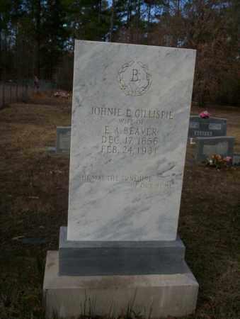 GILLESPIE, JOHNIE L - Ouachita County, Arkansas | JOHNIE L GILLESPIE - Arkansas Gravestone Photos