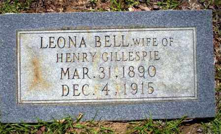 GILLESPIE, LEONA - Ouachita County, Arkansas | LEONA GILLESPIE - Arkansas Gravestone Photos
