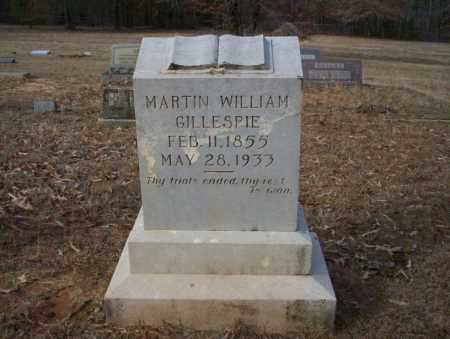 GILLESPIE, MARTIN WILLIAM - Ouachita County, Arkansas | MARTIN WILLIAM GILLESPIE - Arkansas Gravestone Photos