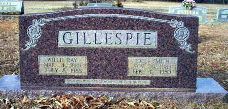 SMITH GILLESPIE, IDELL - Ouachita County, Arkansas | IDELL SMITH GILLESPIE - Arkansas Gravestone Photos