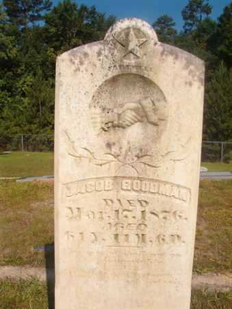 GOODMAN, JACOB - Ouachita County, Arkansas | JACOB GOODMAN - Arkansas Gravestone Photos