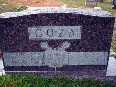 GOZA, CHARLES CURTIS - Ouachita County, Arkansas | CHARLES CURTIS GOZA - Arkansas Gravestone Photos
