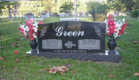 GREEN, GERALD BYRON - Ouachita County, Arkansas | GERALD BYRON GREEN - Arkansas Gravestone Photos