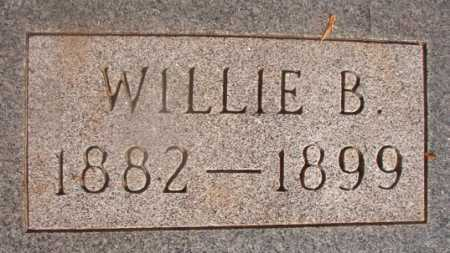 GRIMMETT, WILLIE B - Ouachita County, Arkansas | WILLIE B GRIMMETT - Arkansas Gravestone Photos