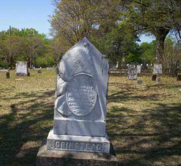 GRINSTEAD (VETERAN CSA), HIRAM L - Ouachita County, Arkansas | HIRAM L GRINSTEAD (VETERAN CSA) - Arkansas Gravestone Photos